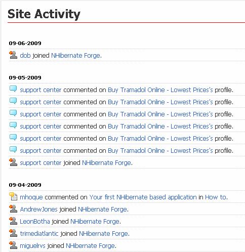 nhibernate-spam