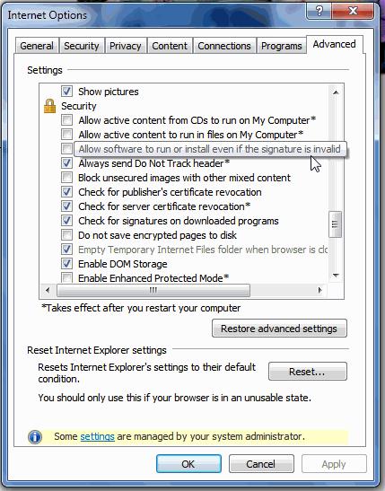 internet explorer pdf viewer settings