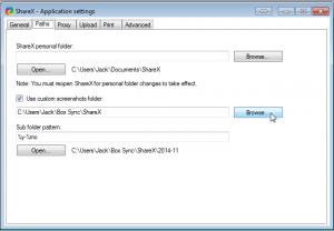 sharex-after-capture-folder